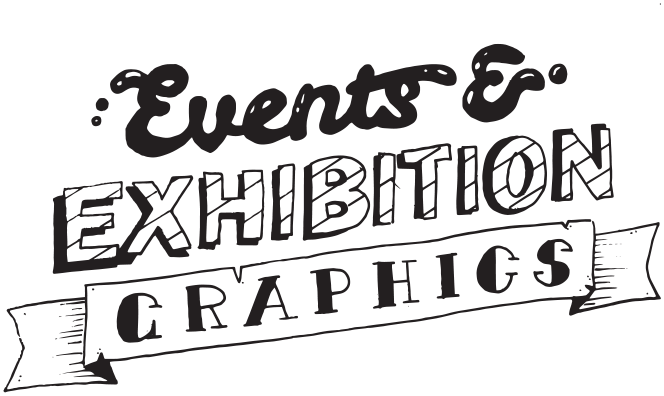 Events & Exhibition Graphics