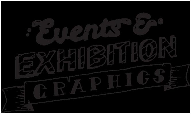 Events & Exhibition Graphics