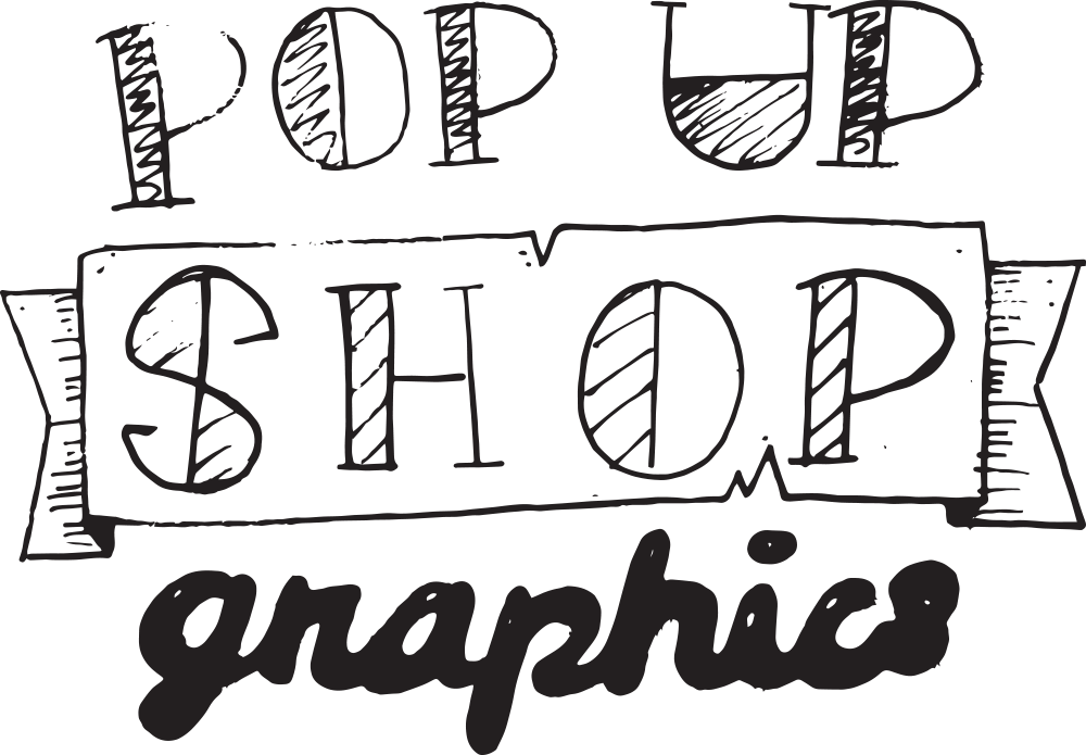 Pop Up Shop Graphics