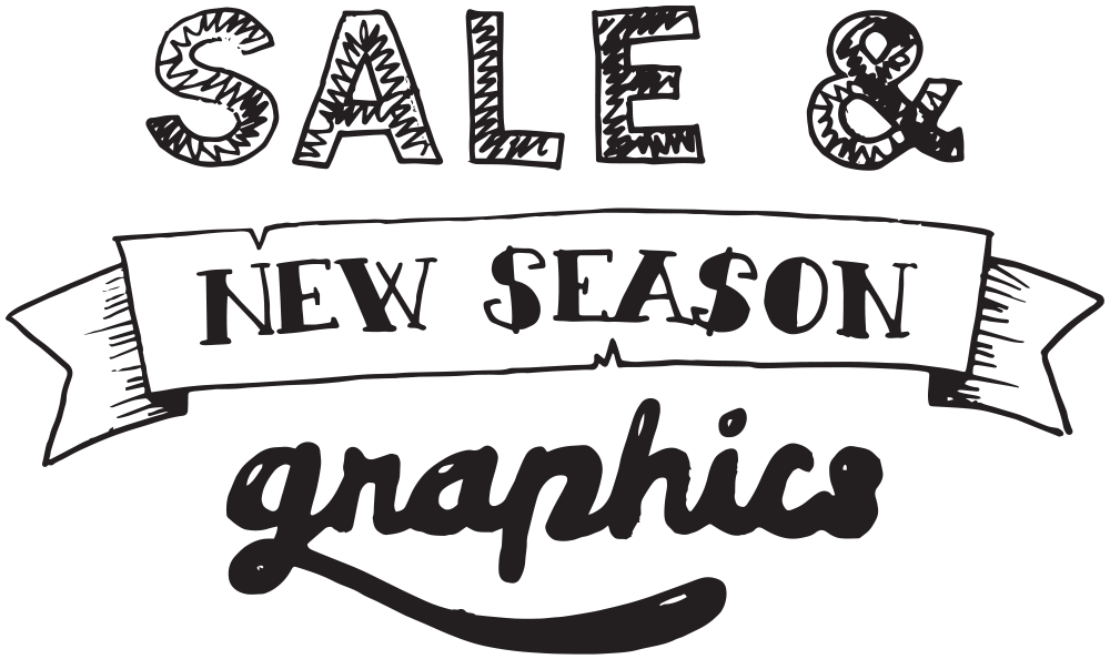 Sale & New Season Graphics