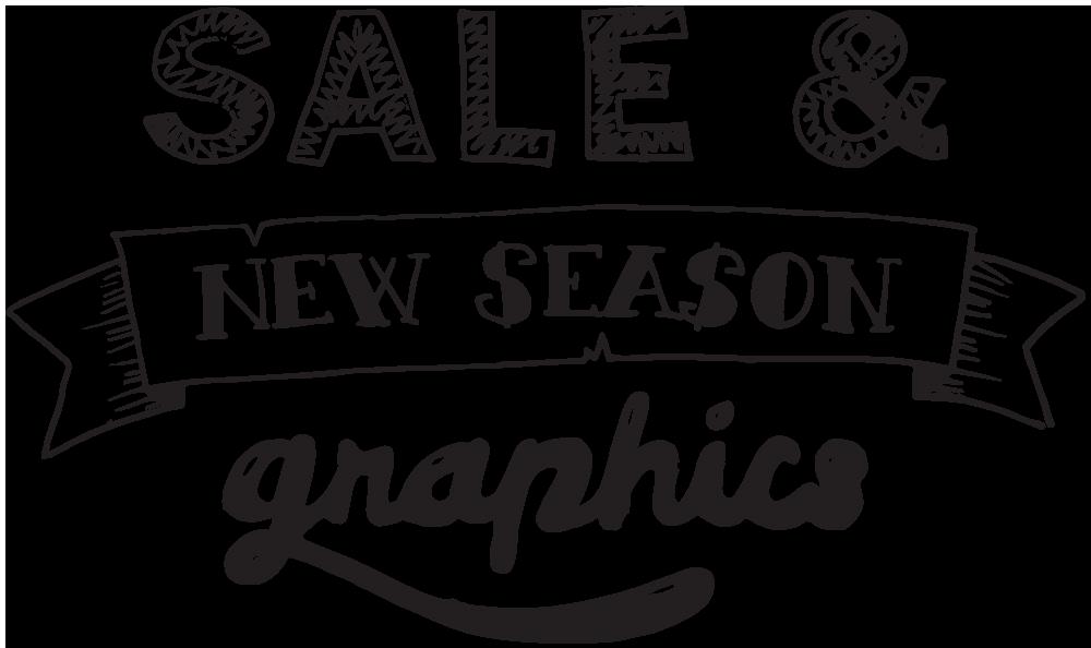 Sale & New Season Graphics